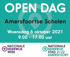 Open dag Amersfoortse basisscholen